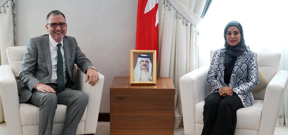 رئيسة مجلس النواب: دعم التعاون المشترك مع المملكة المغربية