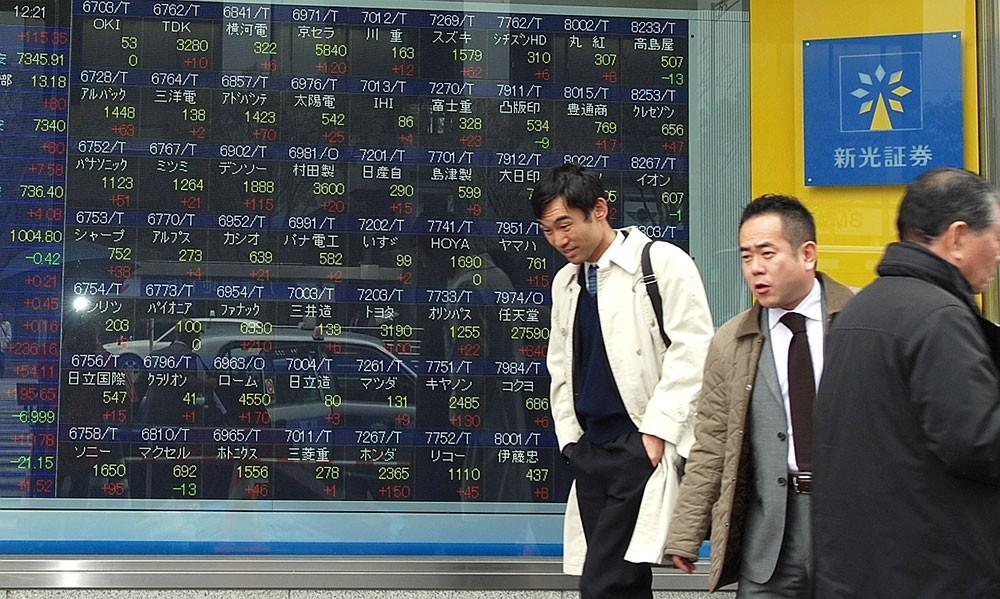 ارتفاع مؤشرات بورصة طوكيو في بداية التعامل
