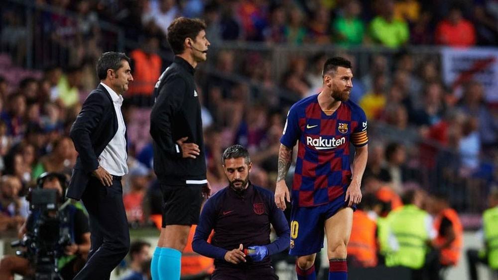 """فالفيردي: برشلونة فقد """"الإيقاع"""" بعد تأجيل الكلاسيكو"""