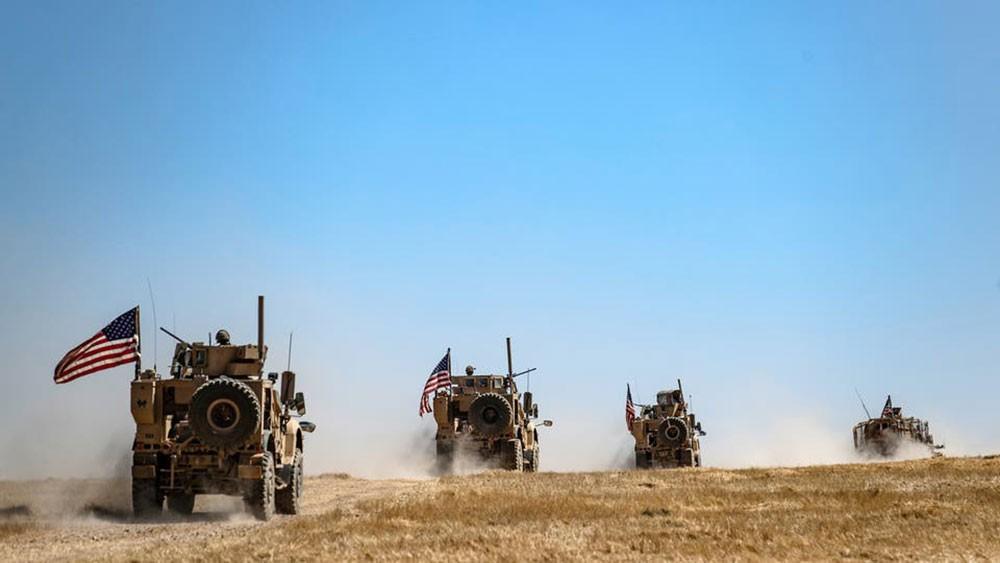 """تسيير أول دورية أميركية في سوريا منذ """"الانسحاب"""""""
