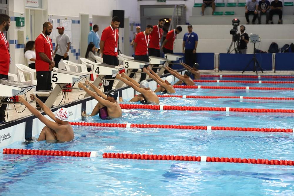 عجلة الدوري البحريني للسباحة تعود للإنطلاق من جديد اليوم