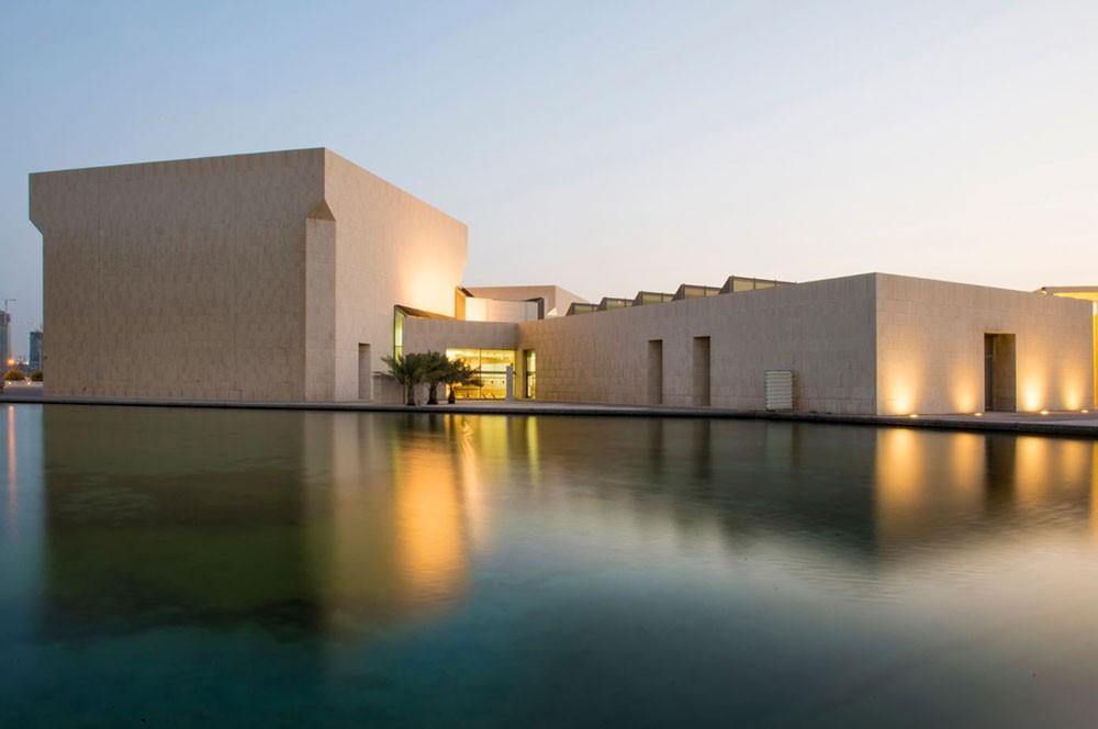 استمرار معرض متحف البحرين الوطنيّ (الذكرى الثلاثون، نظرة استعادية)