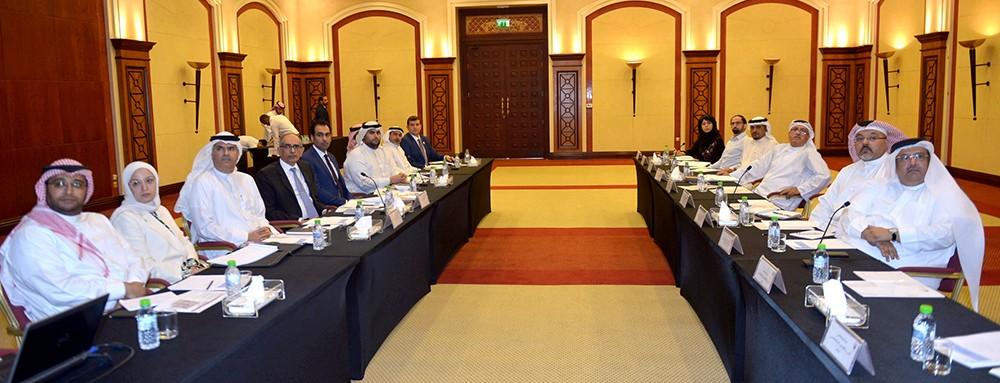 لجنة تطوير سوق المنامة تستعرض أعمال المخطط الرئيسي لتطوير السوق