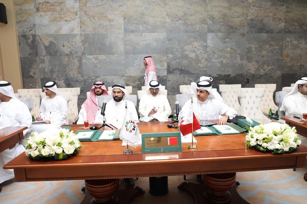 البحرين تشارك في اجتماع فريق عمل التحالف الاستراتيجي لمنطقة الشرق الأوسط المعني بمكافحة الإرهاب