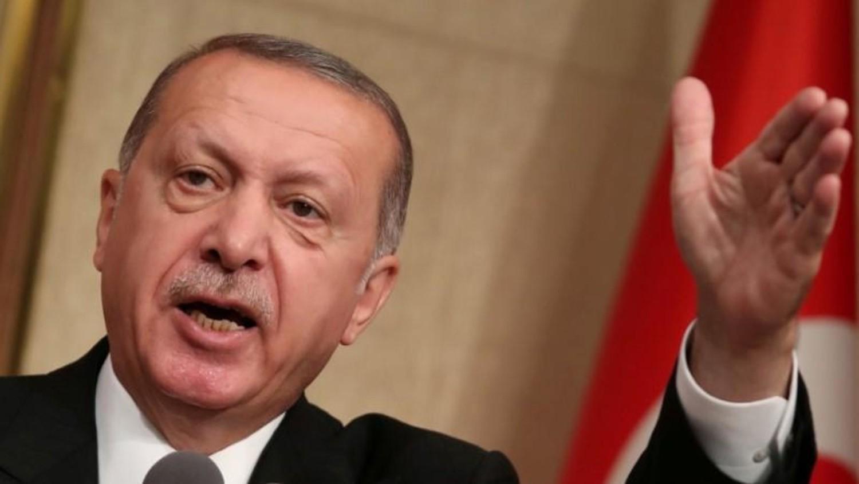 """أردوغان: سنبقى في سوريا والعراق حتى """"نحررها"""" ممن يهددنا"""