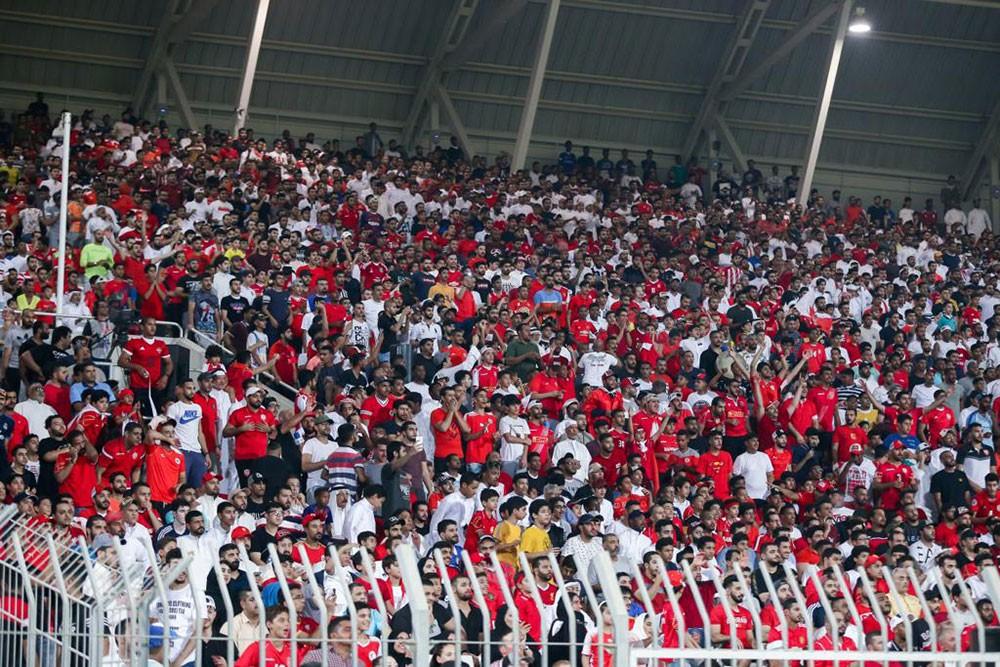 اتحاد الكرة يوفر تذاكر دخول الجماهير البحرينية لمباريات أحمر الشباب