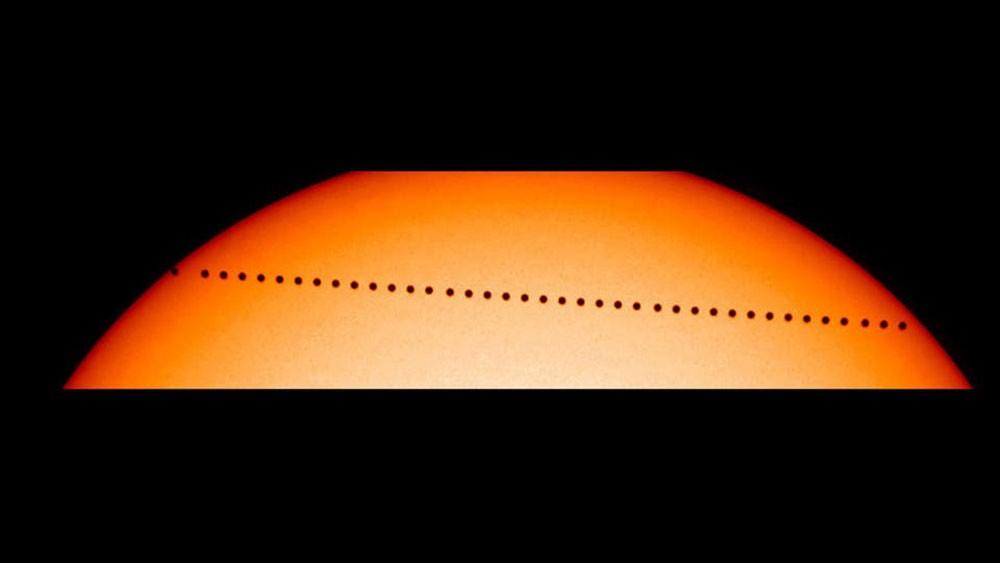 عطارد يعبر الشمس الاثنين المقبل.. وهكذا يمكن رصد هذه الظاهرة