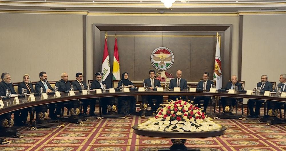 القوى الكردية العراقية تدعو لتنفيذ إصلاحات رئيس الوزراء