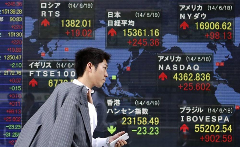 ارتفاع مؤشر نيكي 0.39% في بداية تعاملات بورصة طوكيو