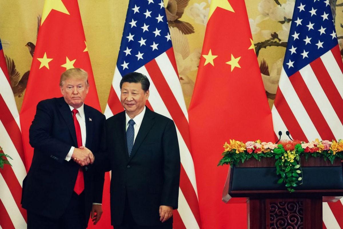 ترمب وشي يوقعان اتفاق المرحلة الاولى من الاتفاق التجاري في ديسمبر