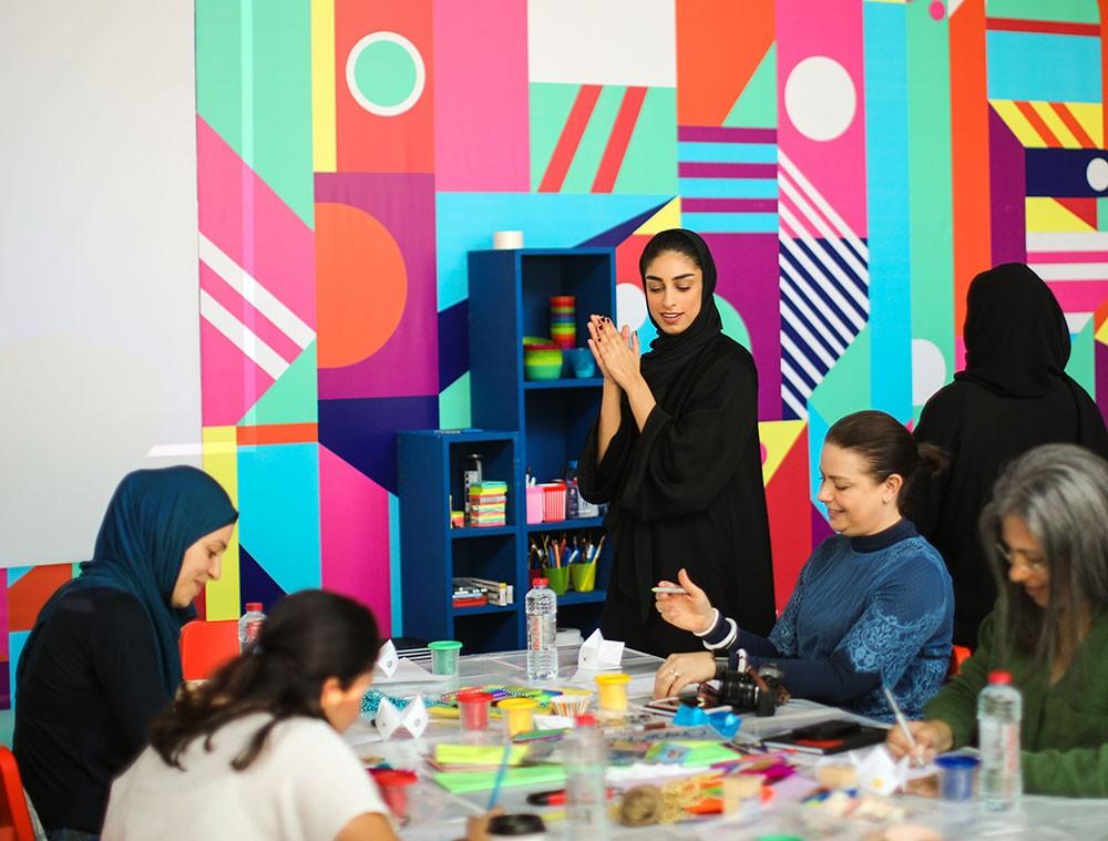 """""""دبي للثقافة"""" تدعم الإبداع بمنظومة متكاملة"""
