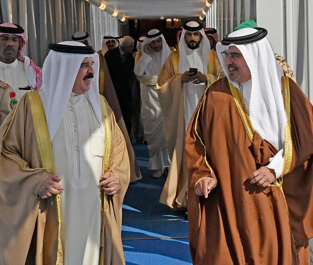جلالة الملك يتوجه الى مصر لإجراء مباحثات مع الرئيس المصري