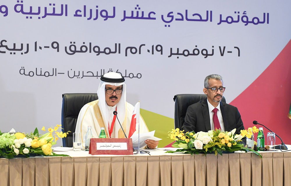 النعيمي: خطوات كبيرة لتحقيق الهدف الرابع من أهداف التنمية المستدامة
