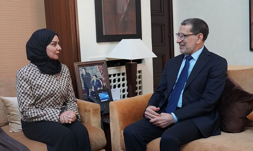 رئيسة مجلس النواب: تطوير مجالات التعاون بين البحرين والمغرب