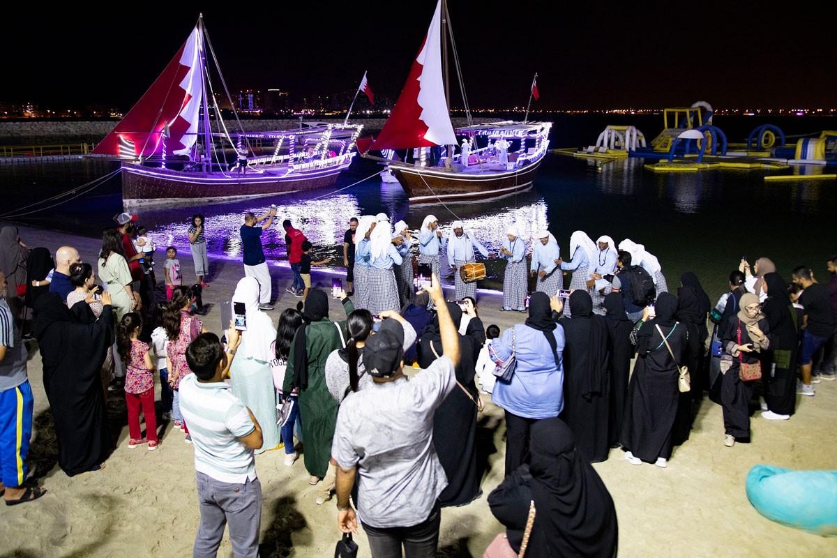 هيئة السياحة تدشن النسخة الرابعة من مهرجان البحر