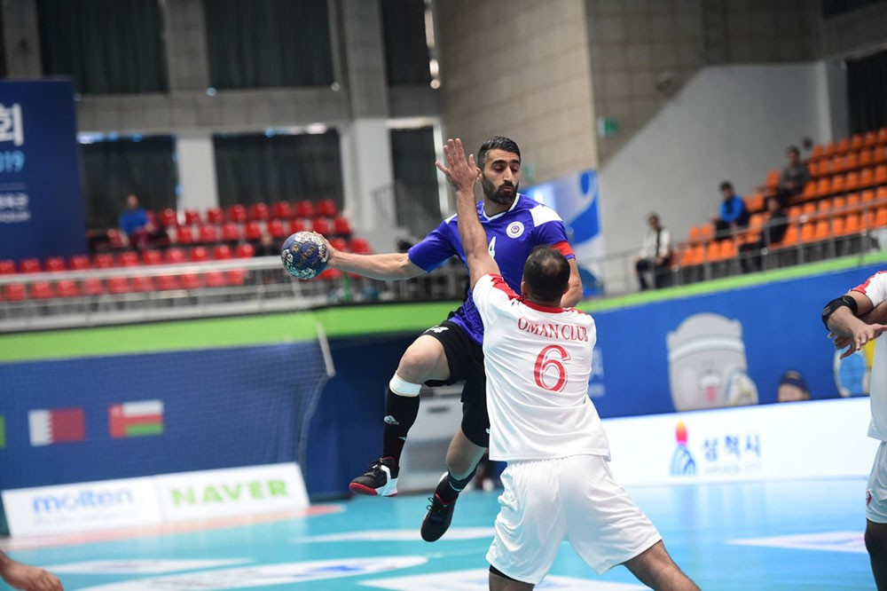 باربار يحقق فوزه الأول بالبطولة الآسيوية