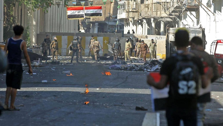 احتجاجات العراق.. حصيلة ثقيلة وحراك مصمم على مطالبه