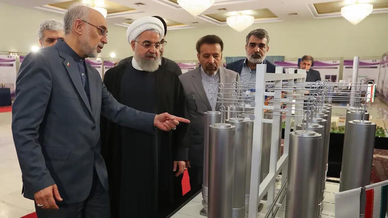 إيران تعلن أنها تقوم حالياً بتخصيب اليورانيوم حتى 5%