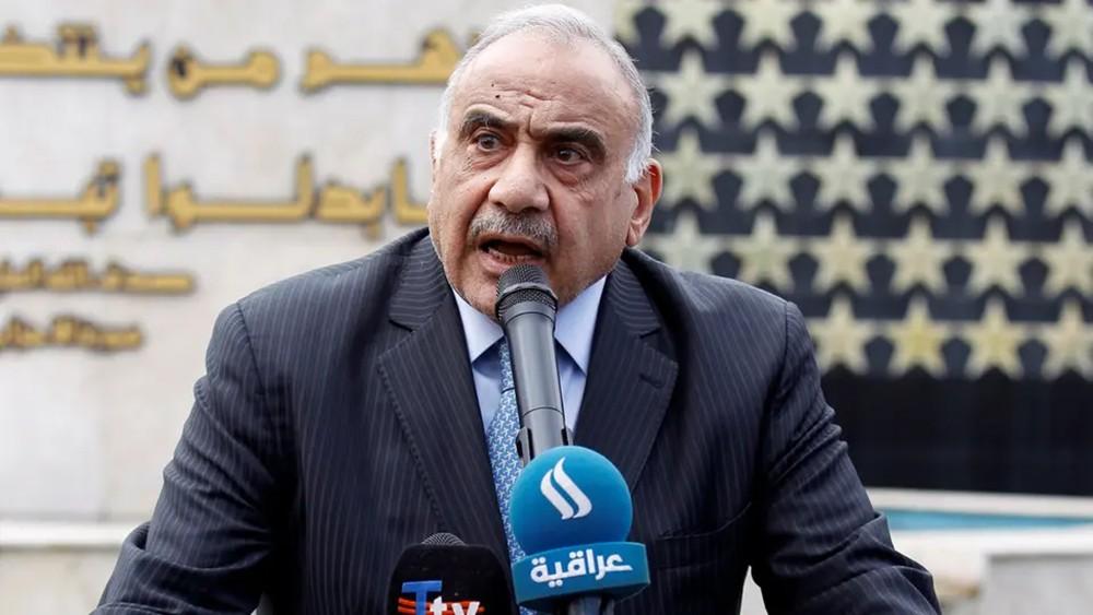عبد المهدي: سنحقق في قتل المتظاهرين ونفرج عن المحتجزين منهم