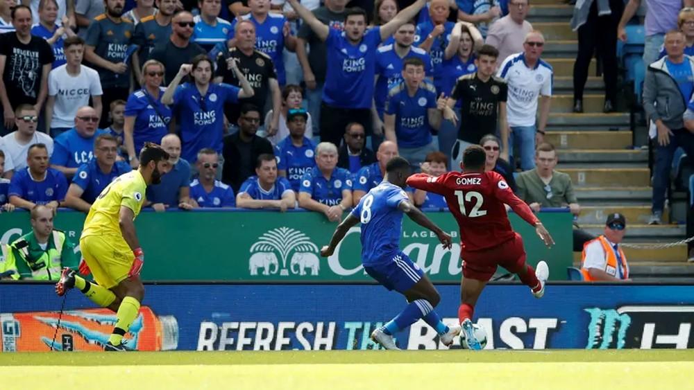 أليسون: ليفربول لا يريد خسارة الدوري أمام سيتي مجدداً