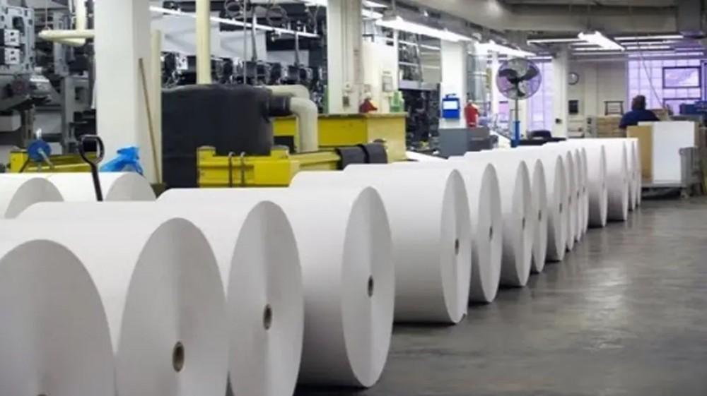 """""""صناعة الورق"""": تراجع الخسائر المتراكمة إلى 7.84% من رأس المال"""