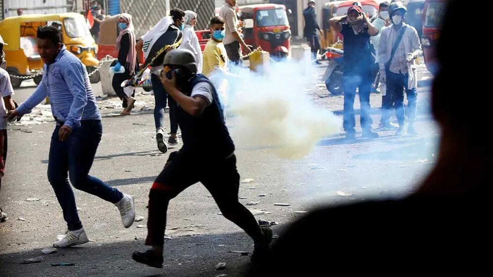 وزارة الداخلية: الوضع في بغداد وباقي المحافظات هادئ