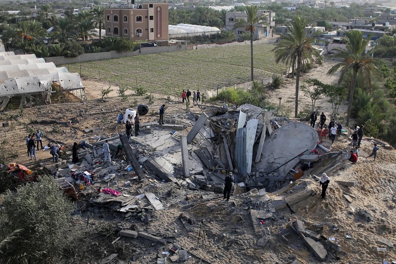 غارات جديدة على قطاع غزة.. وارتفاع عدد القتلى لـ16
