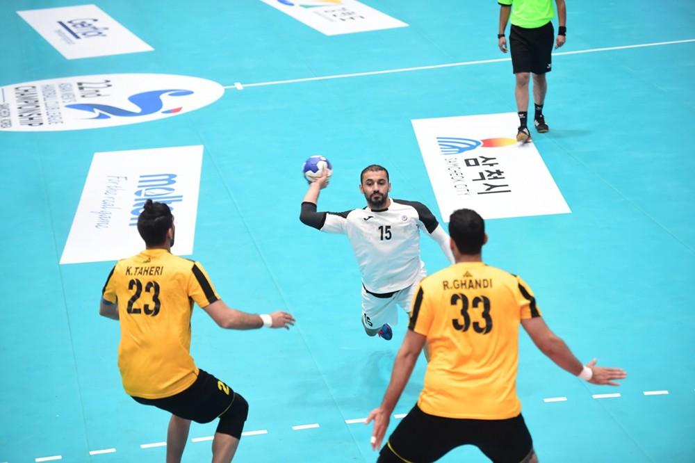 باربار يهزم فولاذ الإيراني بالبطولة الآسيوية