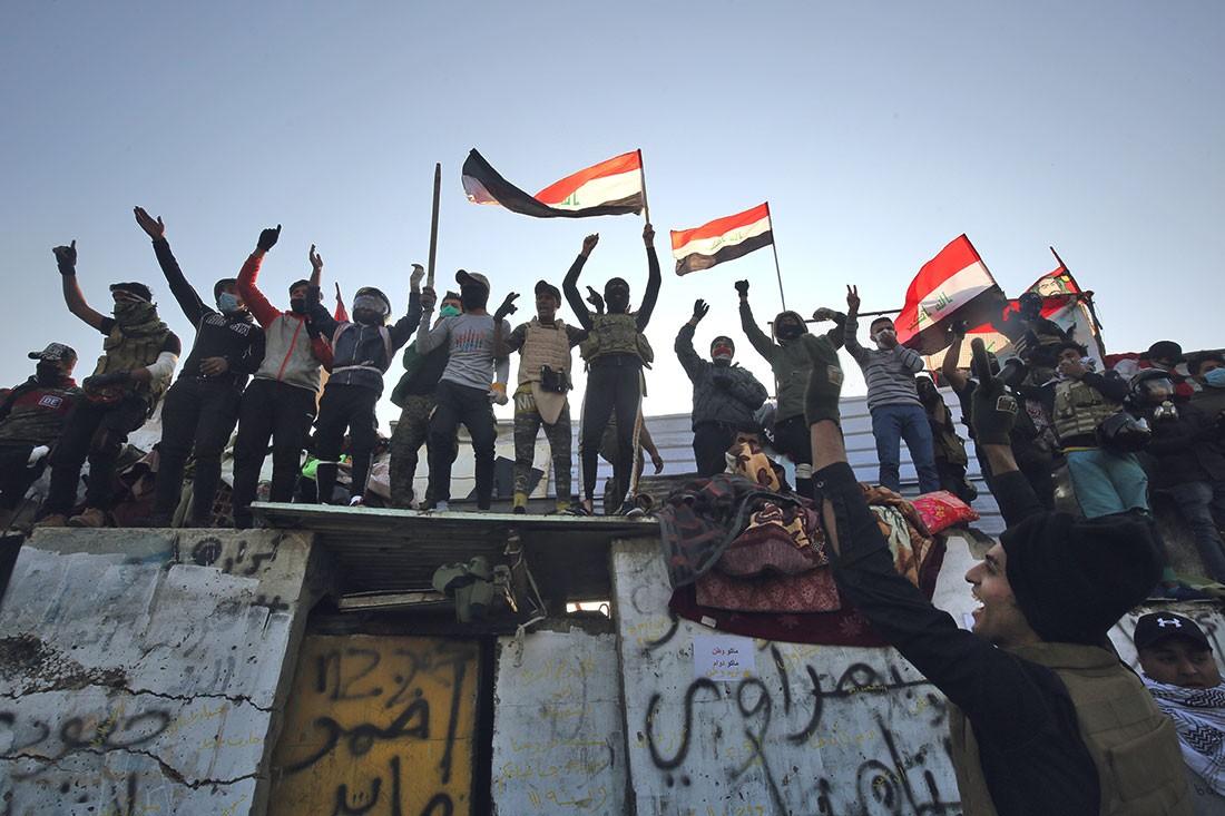 بين صفر و4.. تضارب في عدد القتلى باحتجاجات بغداد