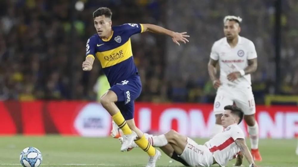 بوكا يتعادل مع أرجنتينوس جونيورز.. ويفشل بتعزيز صدارته