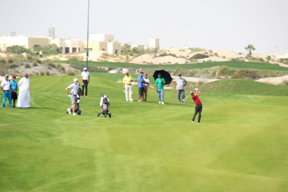 بطولة كأس الملك حمد الدولية للجولف تنطلق اليوم