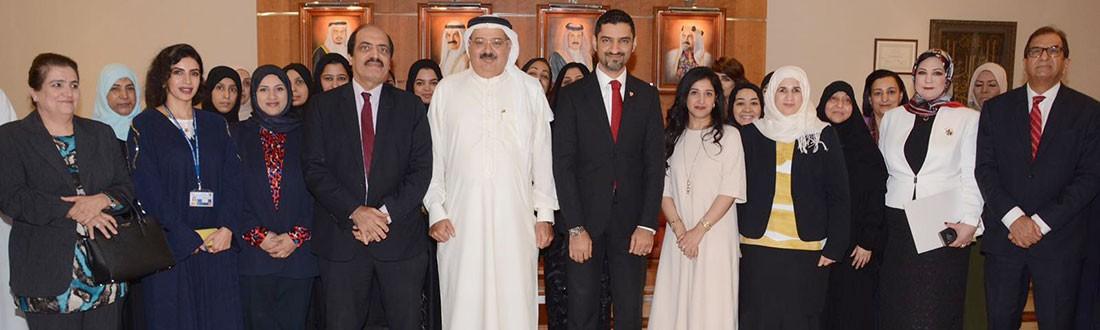 المبارك: دعم الأميرة سبيكة بنت ابراهيم أبرز الدور الريادي للمرأة