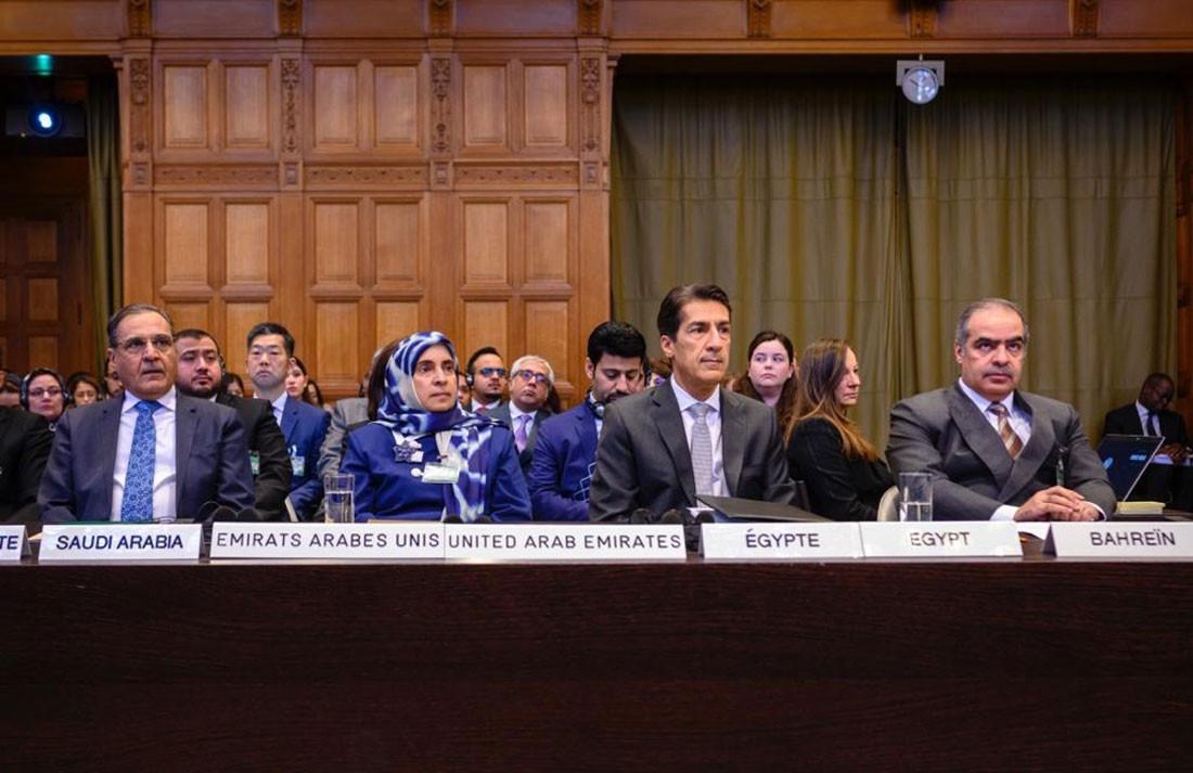 الشيخ فواز بن محمد: قرار مجلس منظمة الـ ICAO لم يتطرق إلى أصل الخلاف القائم مع قطر
