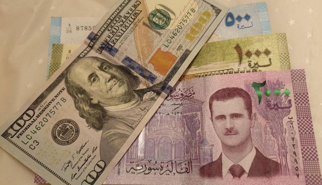 الليرة السورية تسجل مستوى قياسياً منخفضاً