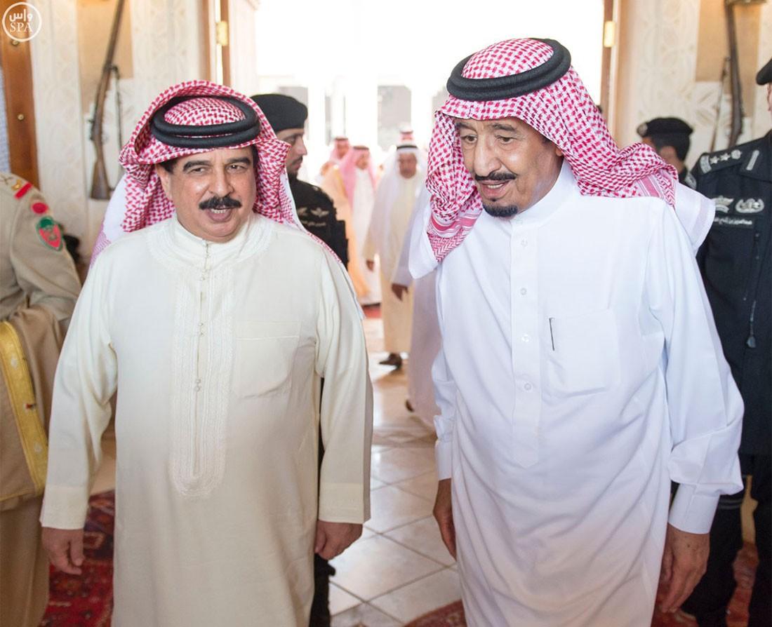 جلالة الملك يتلقى دعوة من خادم الحرمين الشريفين لحضور اجتماع المجلس الأعلى لمجلس التعاون