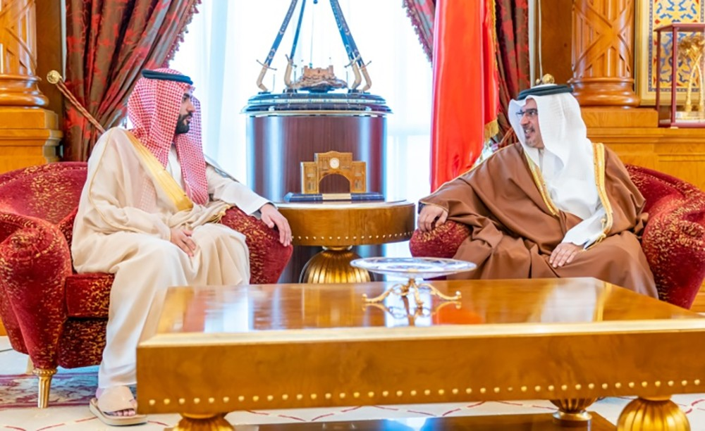 سمو ولي العهد: علاقات تاريخية راسخة تجمع البحرين والسعودية عملت على تعزيزها قيادتا البلدين جيلاً بعد جيل