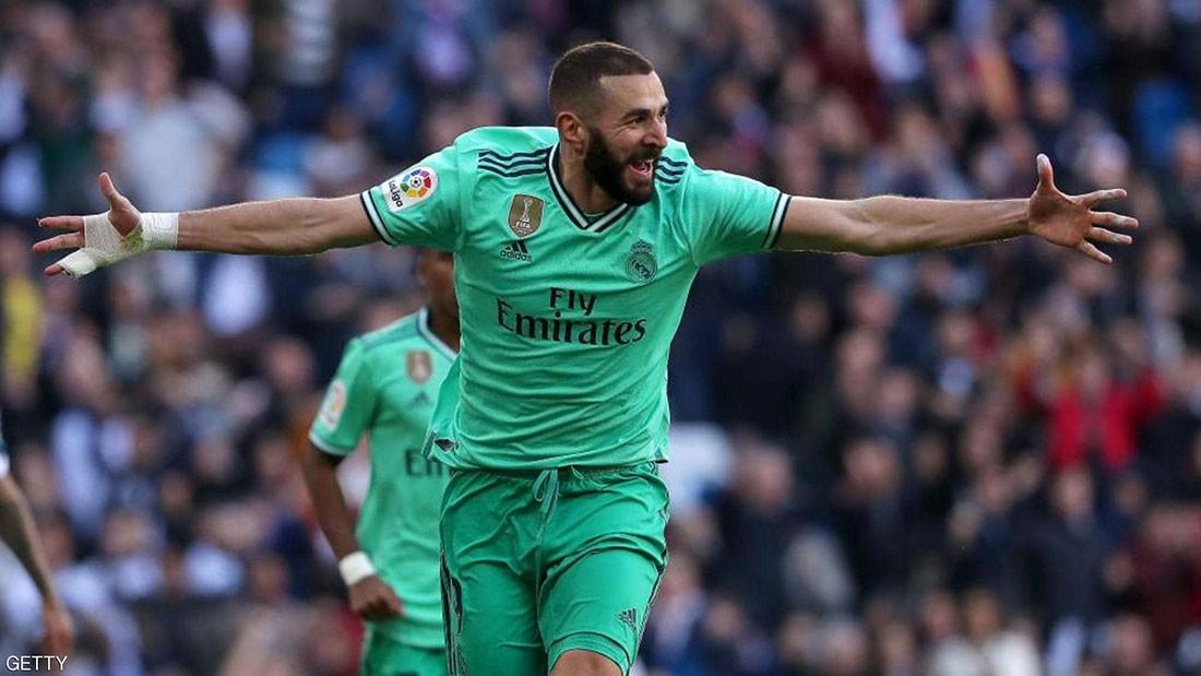 """ريال مدريد """"الأخضر"""" ينتصر مجددا.. ويقتنص الصدارة"""