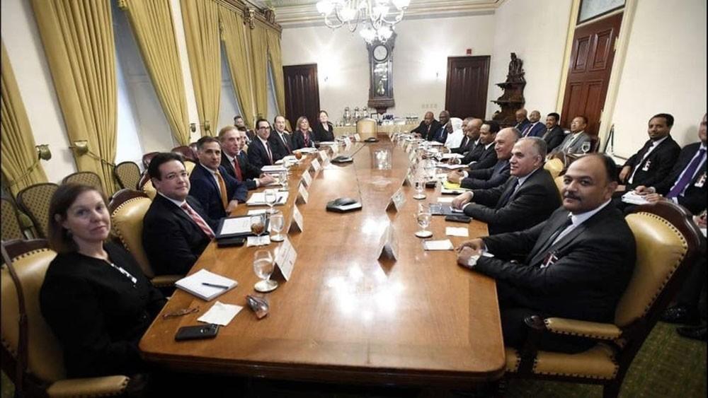 مصر تكشف تفاصيل اجتماع سد النهضة: حددنا مسار الاتفاق