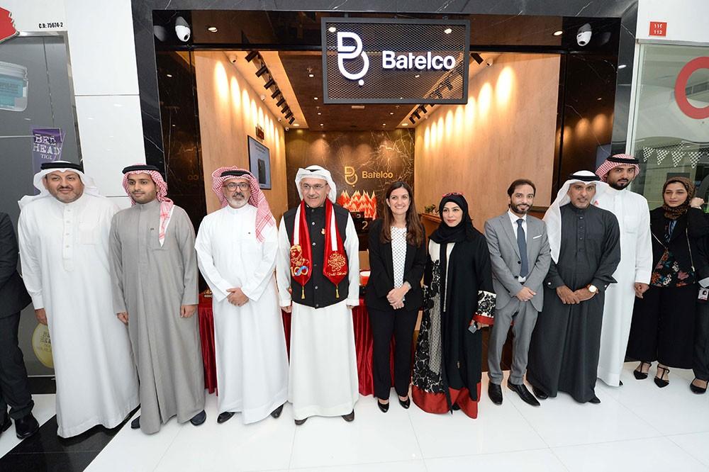 شركة بتلكو تفتتح فرعها الجديد في مجمع سار