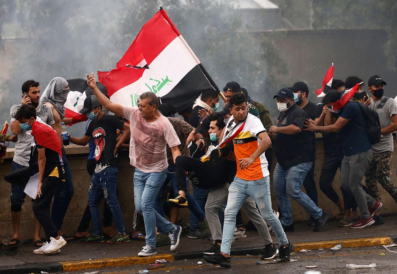 مركز توثيق جرائم الحرب بالعراق: 669 قتيلاً بالمظاهرات