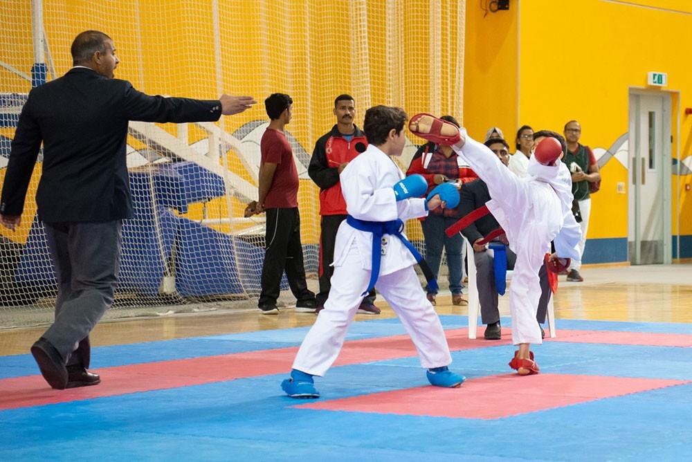 اتحاد الكراتيه ينظم بطولة شوتوكان