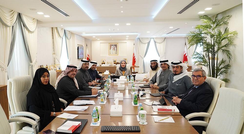 هيئة مكتب النواب: تعزيز التعاون البرلماني مع الدبلوماسية البحرينية