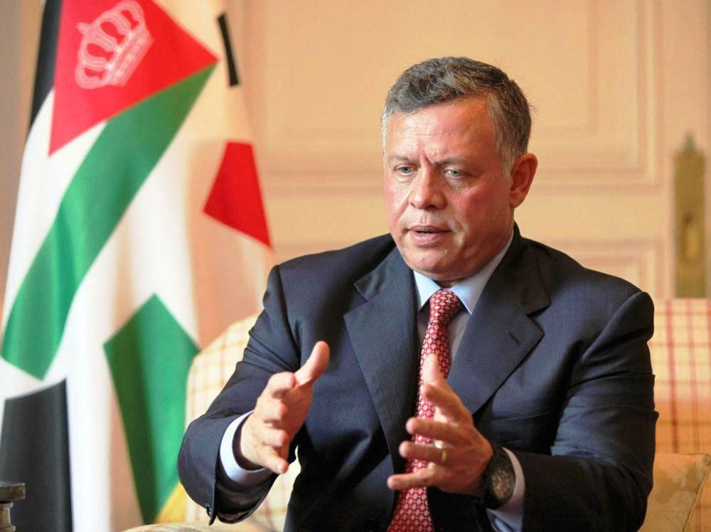 """العاهل الأردني يحذر من """"حرب شاملة"""" في الشرق الأوسط"""