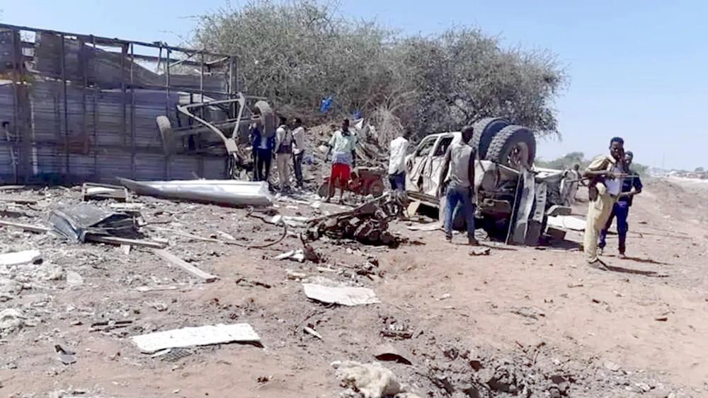 الصومال.. انفجار سيارة استهدفت متعاقدين أتراكاً