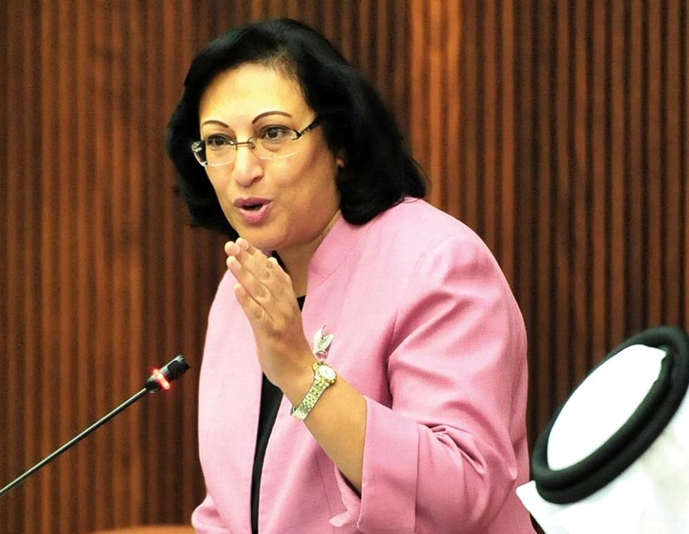 وزيرة الصحة: كلفة إنشاء مستشفى عام لا تقل عن 100 مليون دينار