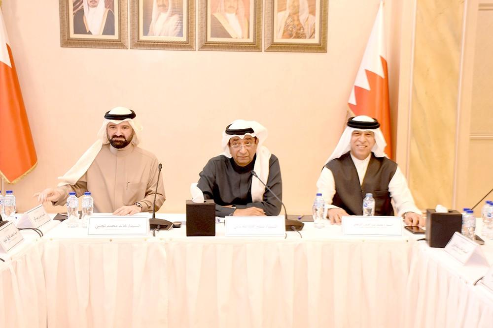 ناس: العلاقات التاريخية بين البحرين والسعودية تدفعنا إلى مزيد من العمل لتعزيز التعاون الاقتصادي