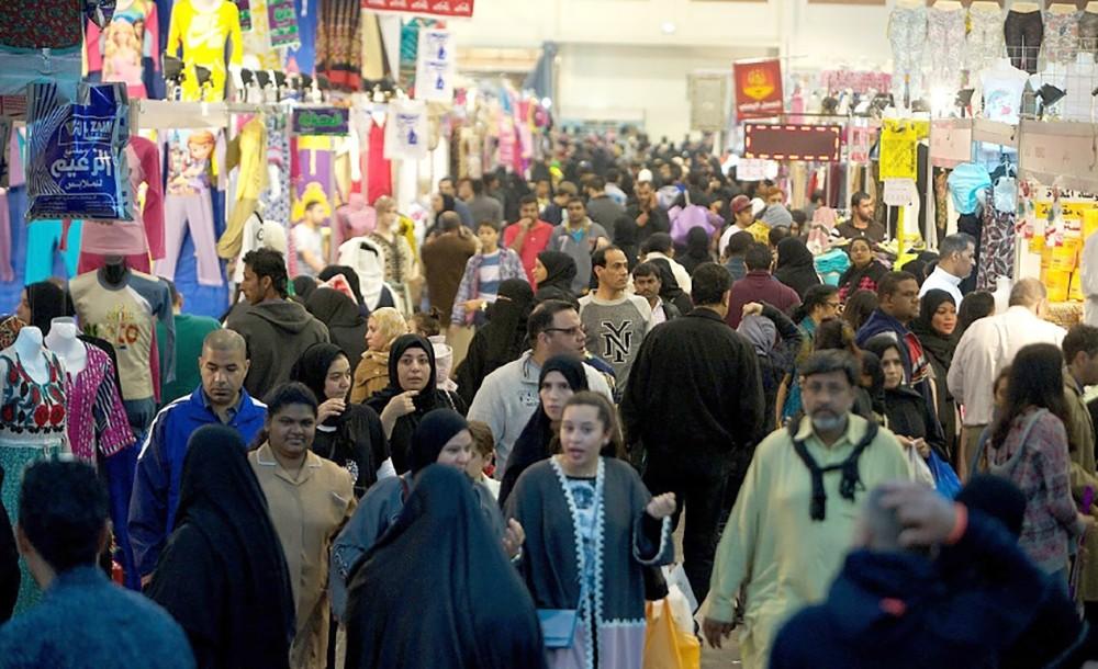 عودة أكبر حدث تسوق في البحرين للعام الجديد