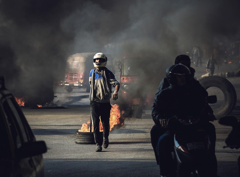 """العراق.. """"الحراك الشعبي"""" يهدد بتصعيد الاحتجاجات خلال أسبوع"""