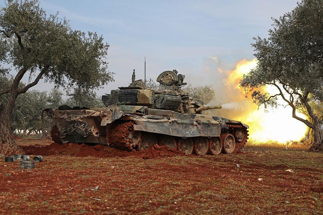 الجيش السوري يستعيد معظم مناطق المعارضة في حلب