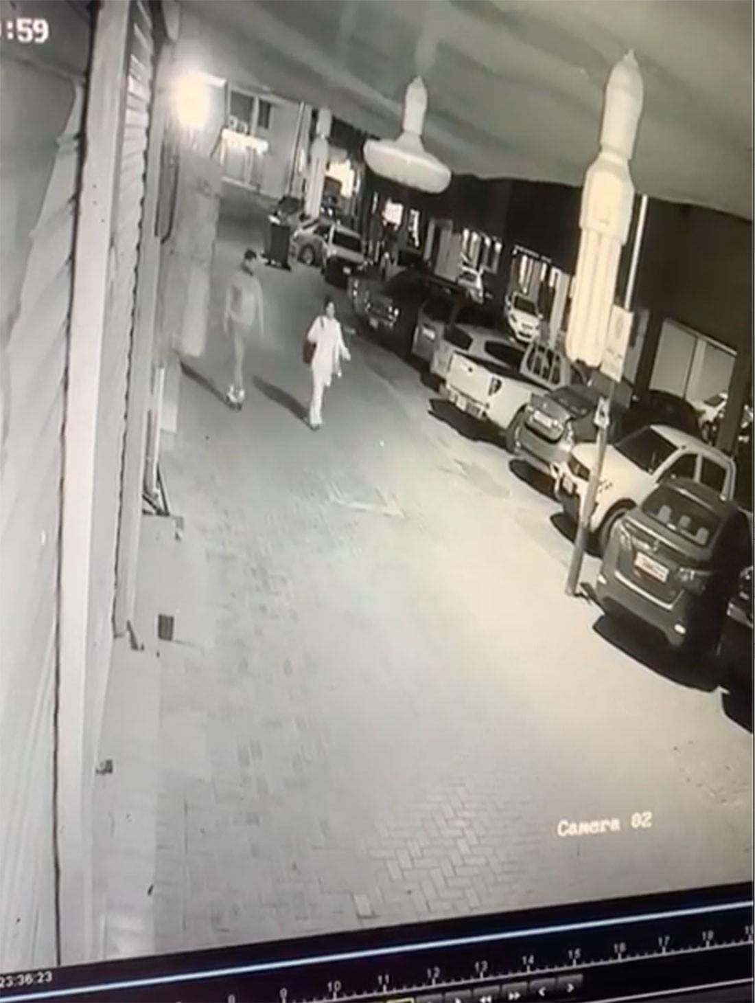 """بالفيديو: الاعتداء على ممرضة بالضرب بالقرب من """"السلمانية"""""""